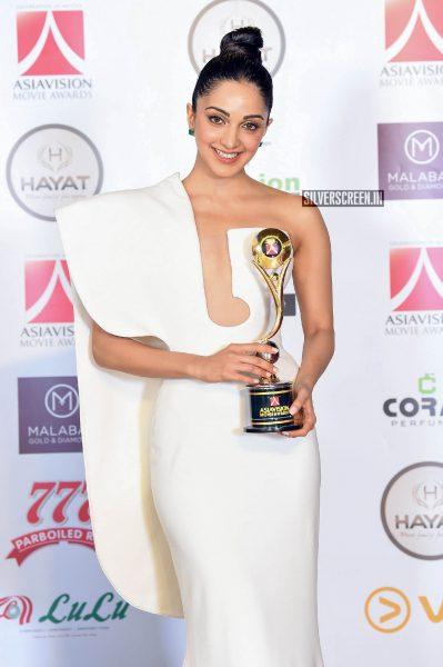 Kiara Advani At Asiavision Movie Awards 2018