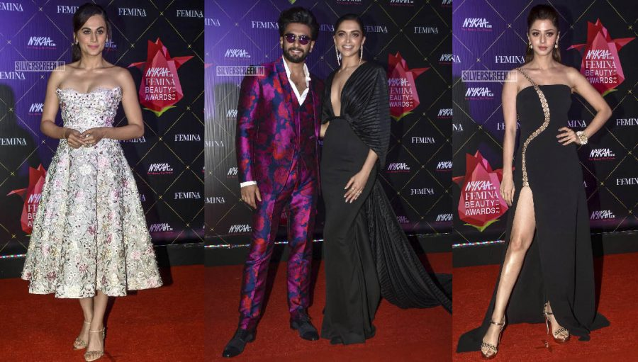 Celebrities At Femina Beauty Awards 2019