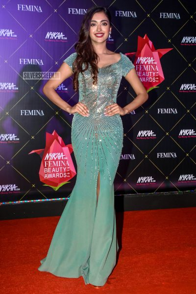 Celebrities At Femina Beauty Awards 2019
