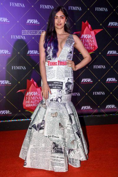 Adah Sharma At Femina Beauty Awards 2019