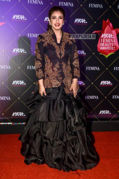Raveena Tandon At Femina Beauty Awards 2019