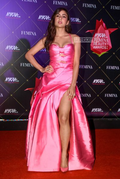 Sara Ali Khan At Femina Beauty Awards 2019