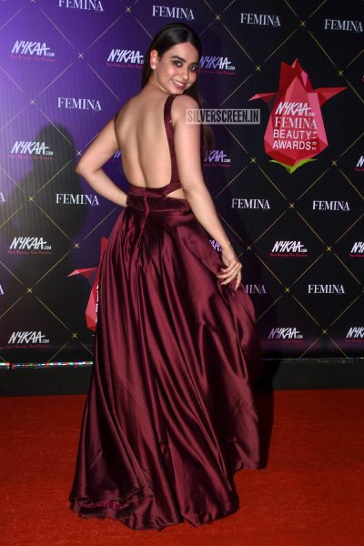 Soundarya Sharma At Femina Beauty Awards 2019