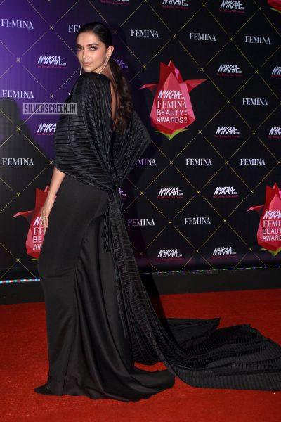 Deepika Padukone At Femina Beauty Awards 2019