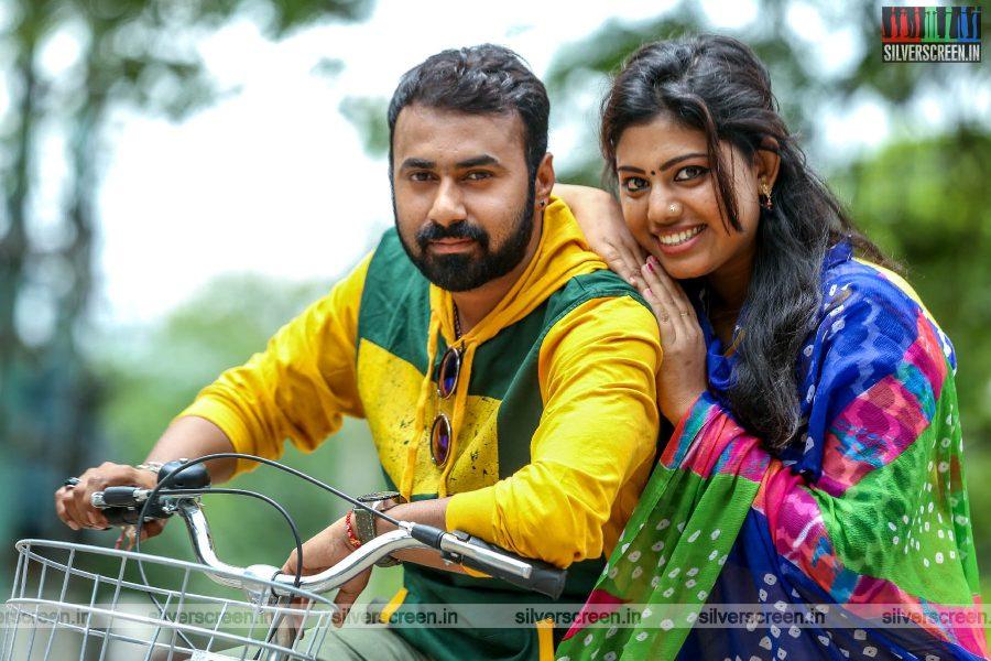 Reel Movie Stills Starring Udhayaraj, Avantika