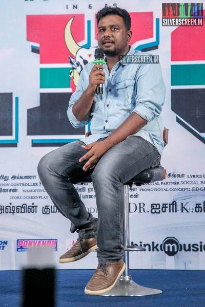 LKG Press Meet Photos