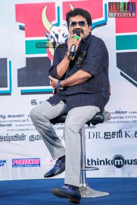 JK Rithesh At The 'LKG' Press Meet