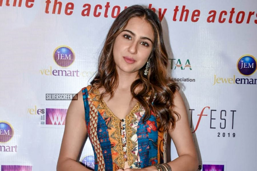 Sara Ali Khan At CINTAA And 48 Hour Film Projects ActFest's Event