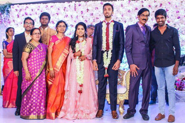 Soori At Harish-Priya Wedding Reception
