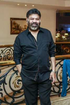P Vasu At Harish-Priya Wedding Reception
