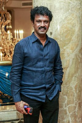 Cheran At Harish-Priya Wedding Reception