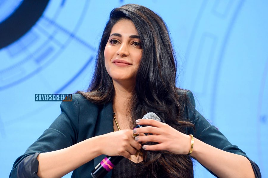 Shruti Haasan At TiEcon Event