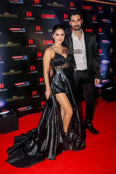 Sunny Leone At The Annual Brand Vision Awards 2019