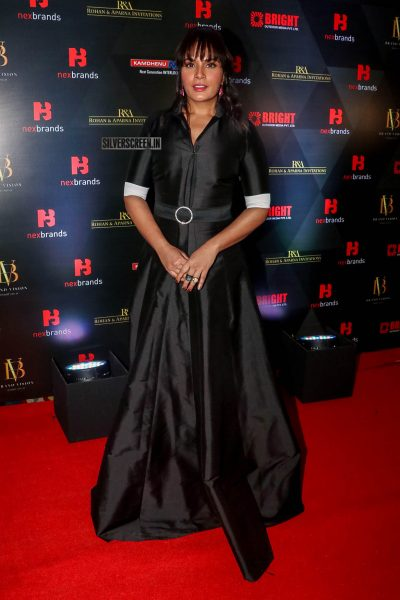 Richa Chadda At The Annual Brand Vision Awards 2019