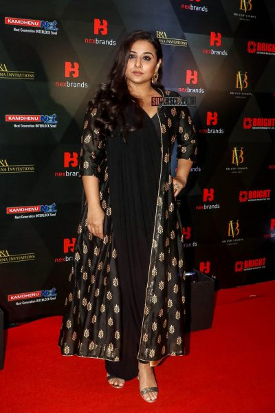 Vidya Balan At The Annual Brand Vision Awards 2019