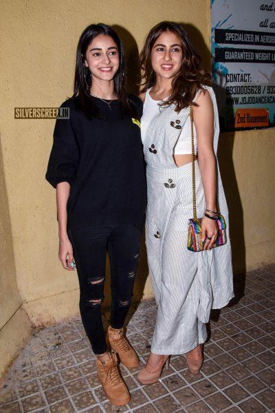 Sara Ali Khan At The 'Sonchiriya' Premiere
