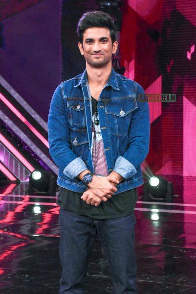 Sushant Singh Rajput Promotes 'Sonchiraiya' On The Sets Of Super Dancer Chapter 3