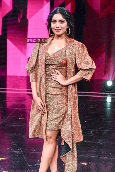 Bhumi Pednekar Promotes 'Sonchiraiya' On The Sets Of Super Dancer Chapter 3
