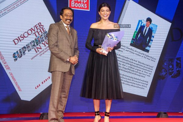 Sushmita Sen At The Power Brands-Bollywood Film Journalist's Awards'