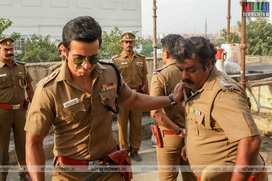 Tamilarasan Movie Stills Starring Sonu Sood, Munish Kanth
