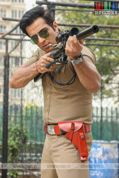 Tamilarasan Movie Stills Starring Sonu Sood