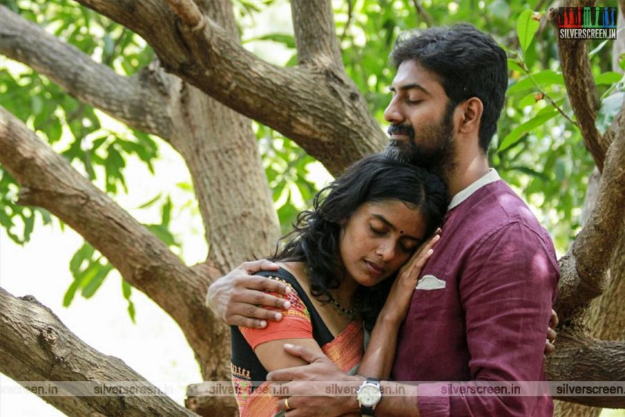 Thadayam Movie Stills Starring Kani Kusruti, Ganapathy Murugesan