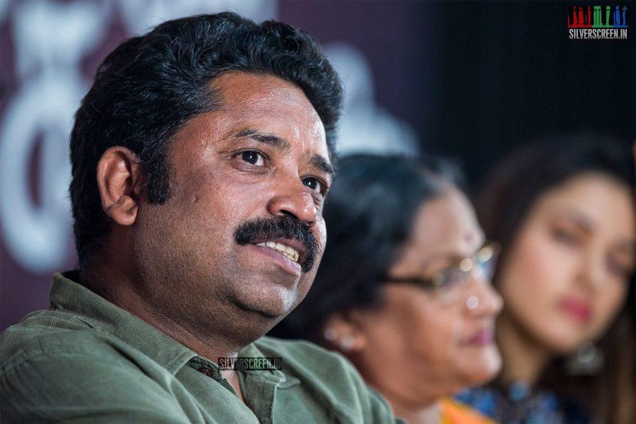 Seenu Ramasamy At The 'Kanne Kalaimaane' Press Meet
