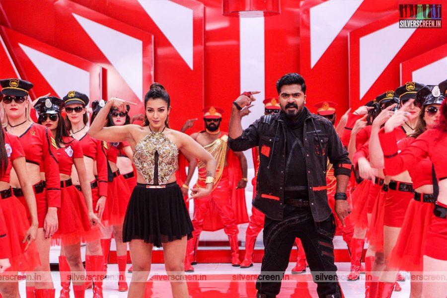 Vantha Rajavathaan Varuven Movie Stills Starring Silambarasan,  Catherine Tresa