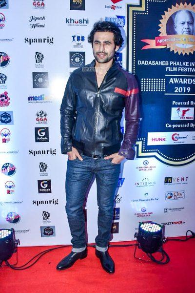 Aayush Sharma At Dadasaheb Phalke International Film Festival Awards 2019