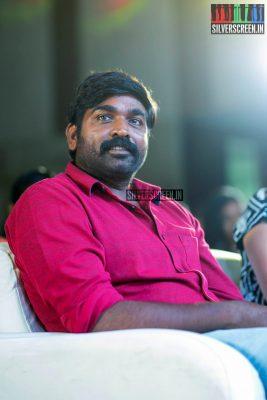 Vijay Sethupathi At The '96' Press Meet