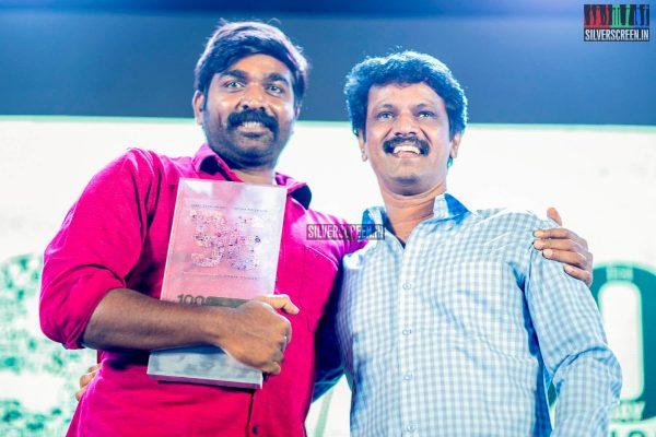 Vijay Sethupathi, Cheran At The '96' Press Meet