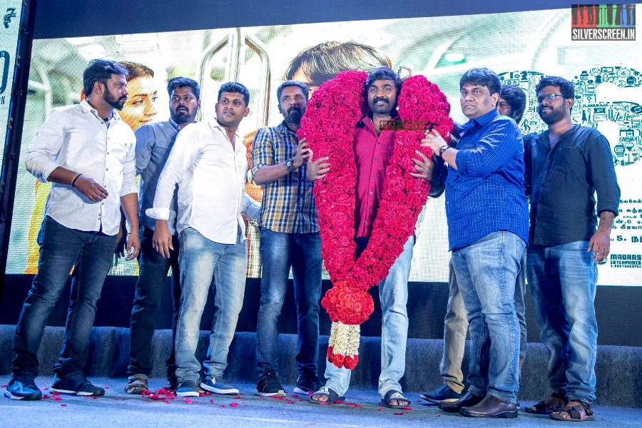 Vijay Sethupathi At The '96' Press Meet