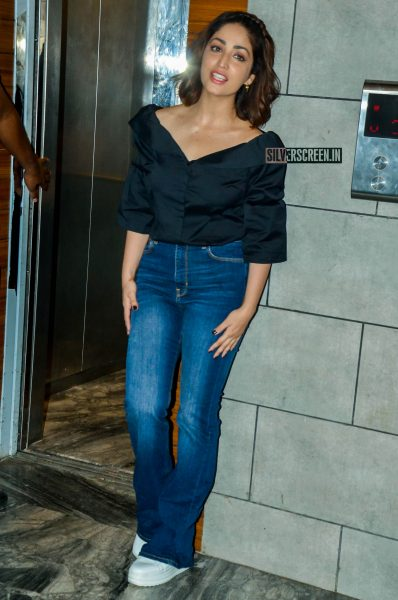 Yami Gautam At The 'Uri' Success Meet