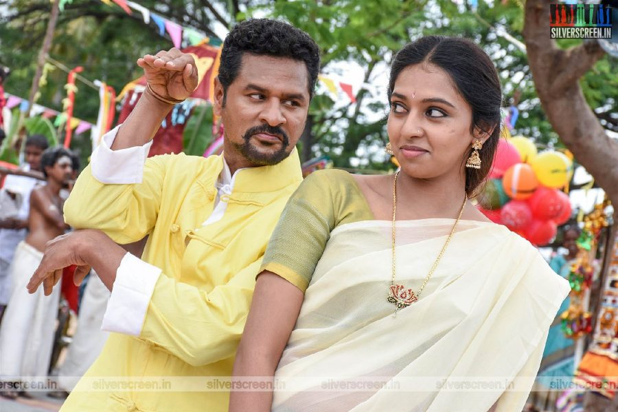 Yung Mung Sung Movie Stills Starring Lakshmi Menon, Prabhu Deva