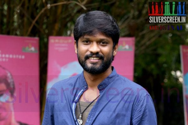 Actor Soundararajan at Jigarthanda Press Show Stills