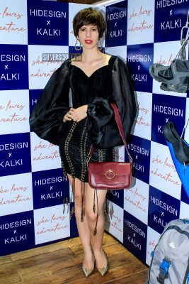 Actress Kalki Koechlin To Be Part of Team Designing A Sporty Collection of Leather Products