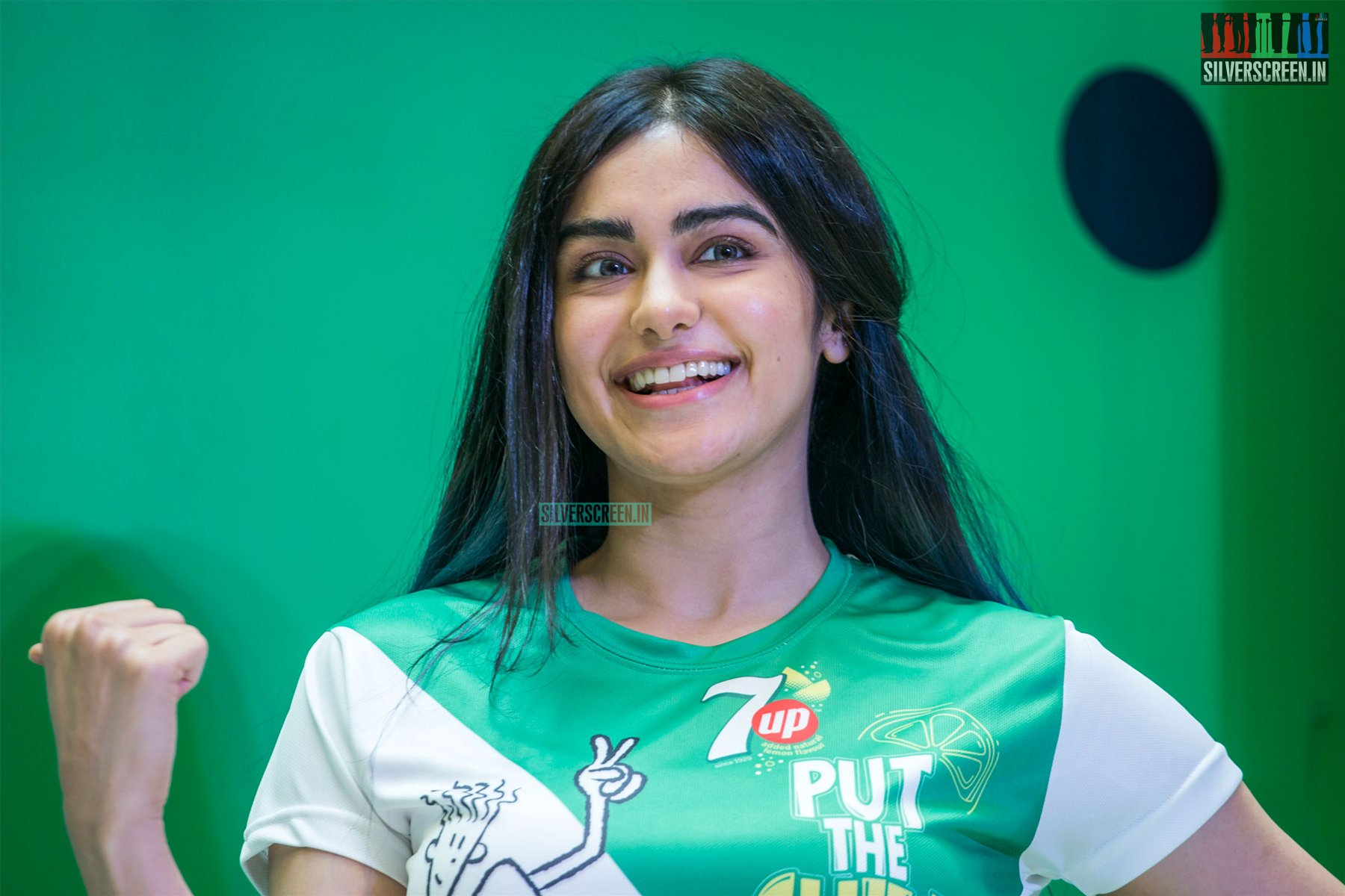 Adah Sharma And Popular Mascot Launch Soft Drink Brand's New