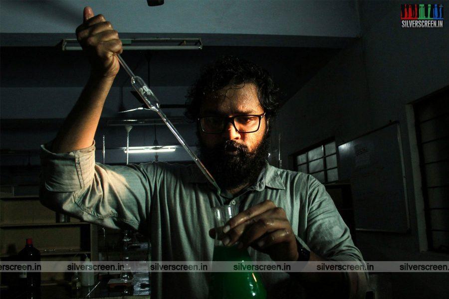 Aghavan Movie Stills Starring Kishore Ravichandran
