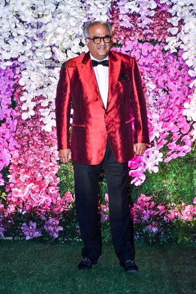 Celebrities At The Akash Ambani And Shloka Mehta Wedding Reception