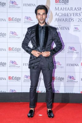 Rajkummar Rao At The Maharashtra Achievers Awards 2019