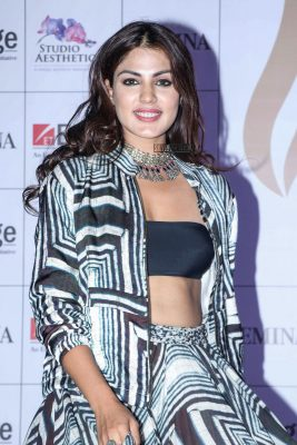 Rhea Chakraborty At The Maharashtra Achievers Awards 2019