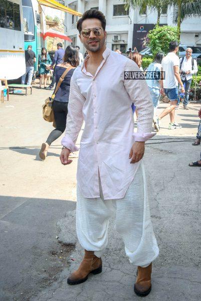 Varun Dhawan Promote 'Kalank' On The Sets Of Super Dancer Chapter 3