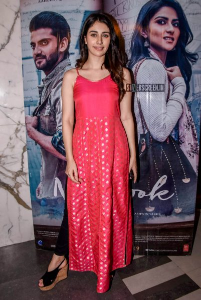 Warina Hussain At The 'Notebook' Premiere