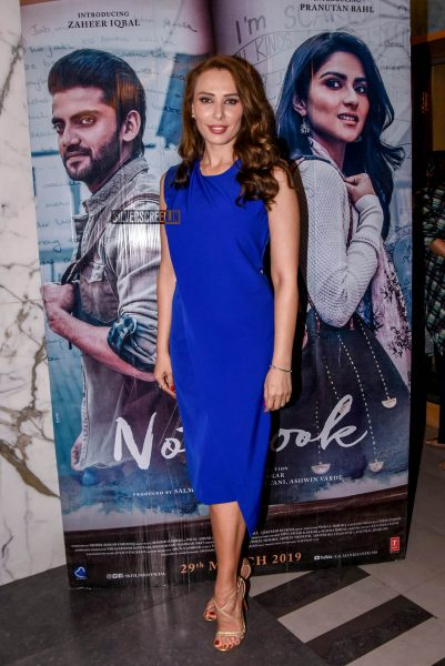 Celebrities At The 'Notebook' Premiere