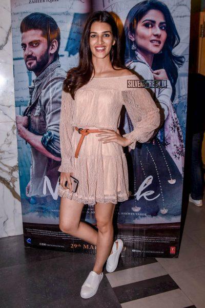 Kriti Sanon At The 'Notebook' Premiere