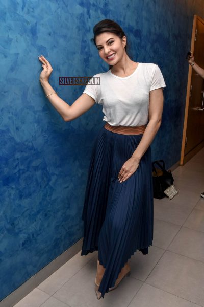 Jacqueline Fernandez At The 'Notebook' Premiere