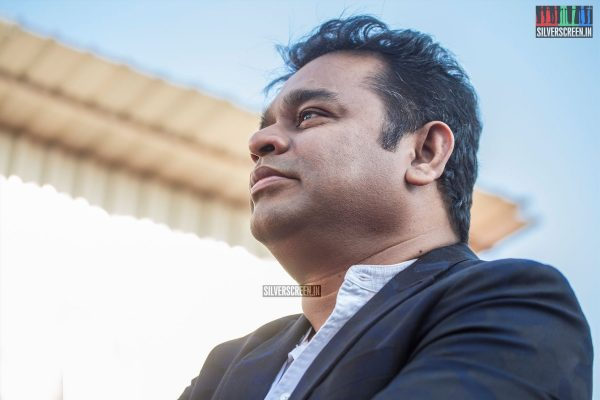 AR Rahman At The 11th Year Celebration Of KM Music Conservatory