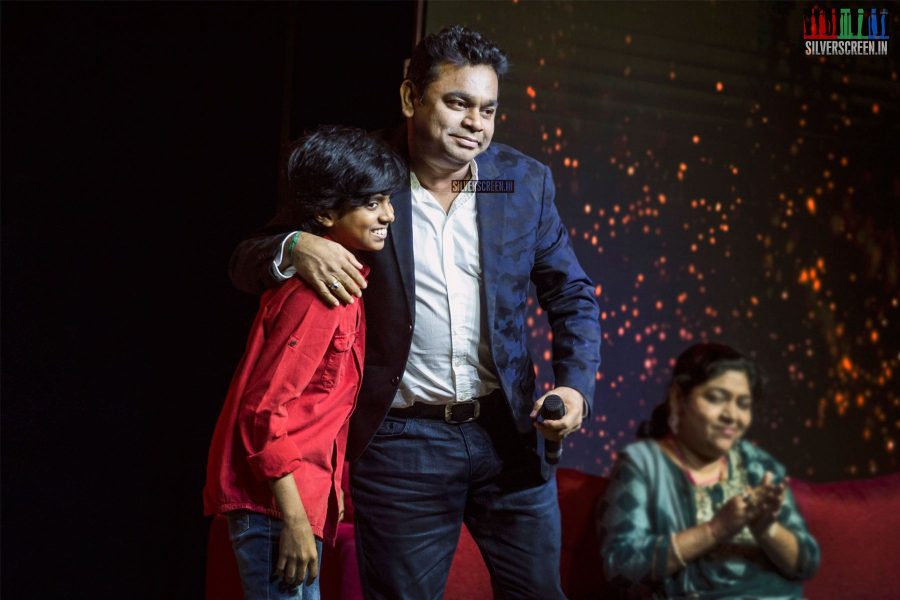 AR Rahman, Lydian Nadhaswaram At The 11th Year Celebration Of KM Music Conservatory