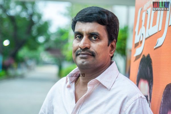 R Kannan At The 'Boomerang' Press Meet