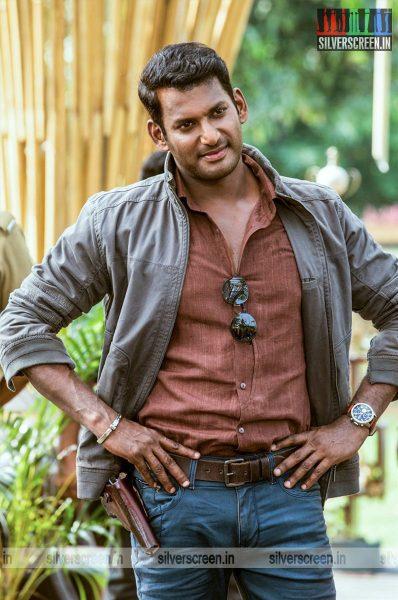 Ayogya Movie Stills Starring Vishal